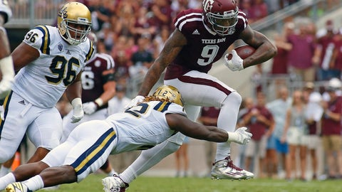 Arizona Cardinals: Ricky Seals-Jones, WR, Texas A&M