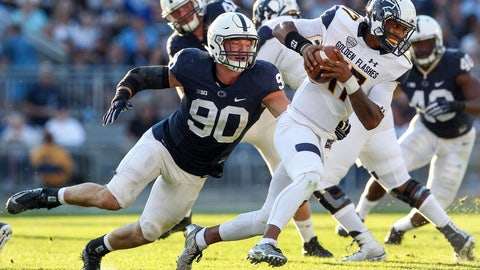 Indianapolis Colts: Garrett Sickels, DE, Penn State