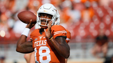 Seattle Seahawks: Tyrone Swoopes, TE, Texas