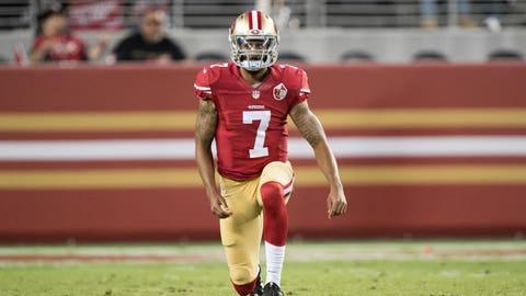 NFL teams are signing historically bad, unproven quarterbacks instead of Kaepernick