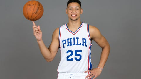 2016: Philadelphia 76ers