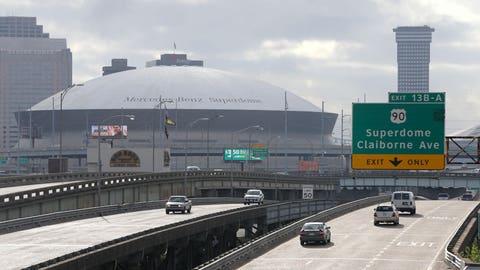 Mercedes-Benz Superdome (New Orleans Saints)