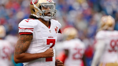 Kaepernick makes sense for Seattle's system
