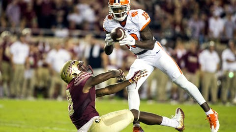 New York Giants: Jadar Johnson, S, Clemson
