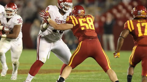Pick 6: Oklahoma's Brown, Texas' Williams among top OL in '17