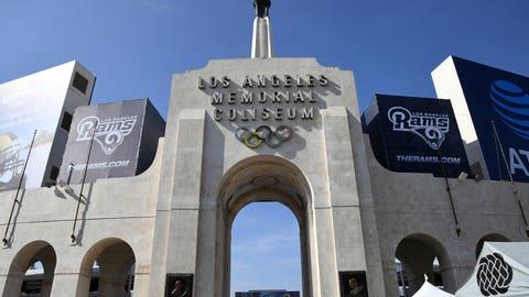 Los Angeles Memorial Coliseum (Los Angeles Rams)