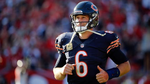 """Doug Gottlieb: """"If retired Jay Cutler could tell rookie Jay Cutler how to better navigate the league, what would you tell yourself?"""""""
