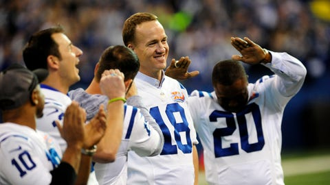 Peyton wanted a John Elway-type career in Indianapolis