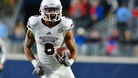 Carolina Panthers: Fred Ross, WR, Mississippi State