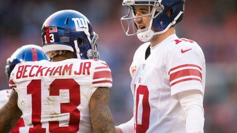 The Giants have to be taking this seriously