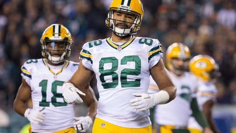 RIchard Rodgers - TE - Packers
