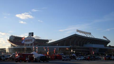 Arrowhead Stadium (Kansas City Chiefs)