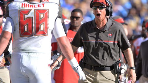 Todd Monken: Jackson came here for the money