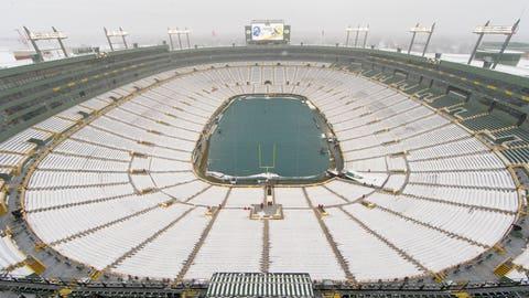 Lambeau Field (Green Bay Packers)