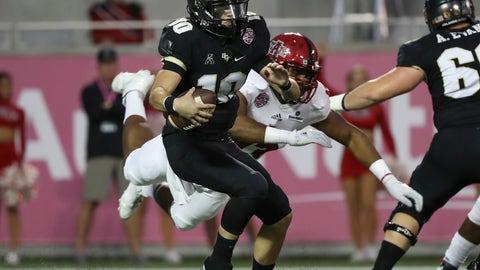 Atlanta Falcons: Chris Odom, DE, Arkansas State