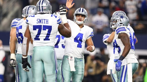 The Cowboys will tailor the offense to Dak's strengths in 2017