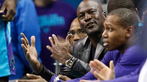 Charlotte Hornets: 0.8 percent chance
