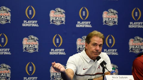 Nick Saban generates an incredible amount of revenue for his school