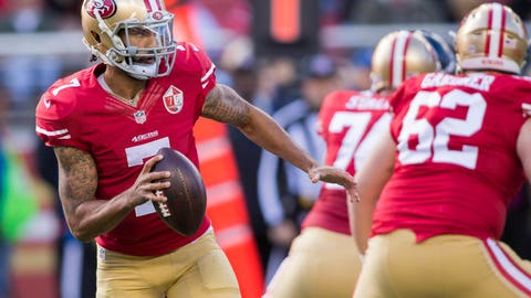 If Kaepernick can't land a job ahead of Blaine Gabbert, what chance does he have?
