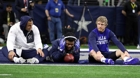 Tony Romo's departure can only help the Cowboys