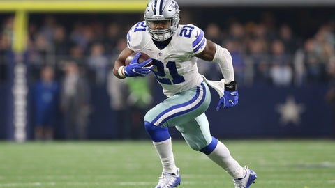 The Cowboys' star sophomores are now saddled with great expectations