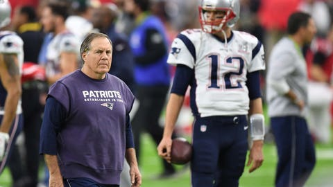 Once Belichick feels it's time to move on, Tom Brady will retire