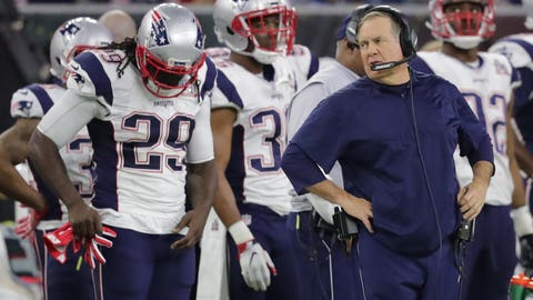 This is Bill Belichick's business strategy