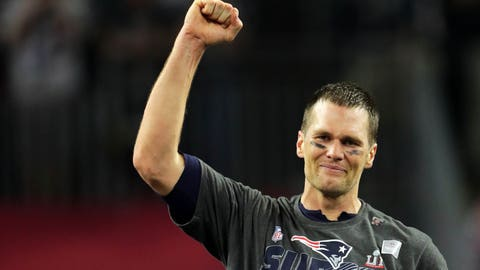 New England Patriots: Tom Brady