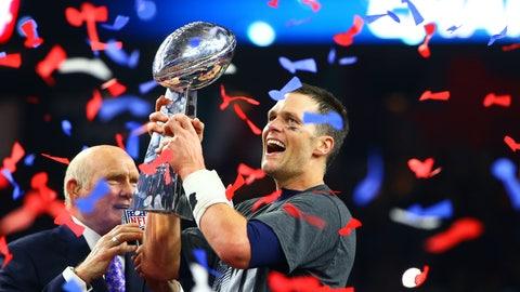 Tom Brady's longevity gives him a chance