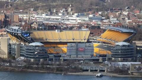Heinz Field (Pittsburgh Steelers)