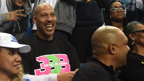 LaVar Ball: Lonzo designed the entire shoe