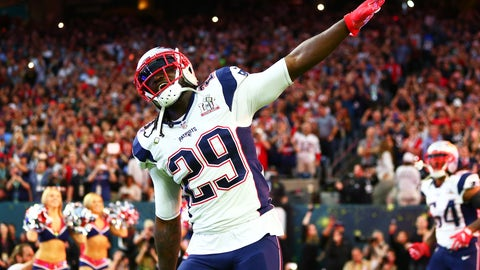 Blount was great last year, but there's a reason he's not staying in New England