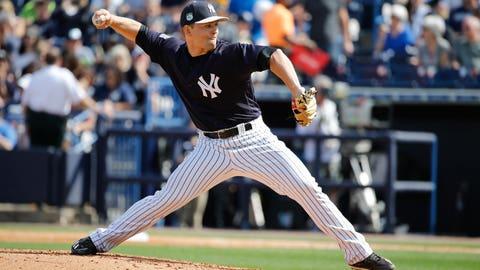 Chance Adams - RHP – Yankees