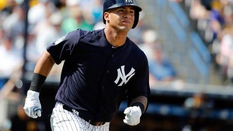 Gleyber Torres - SS – Yankees