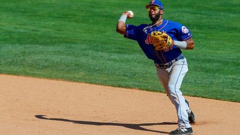 Amed Rosario - SS – Mets