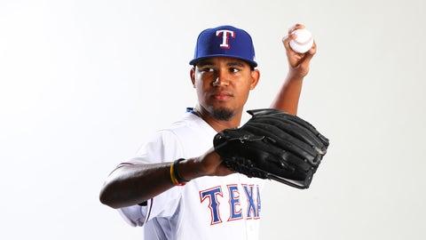 Yohander Mendez - LHP – Texas