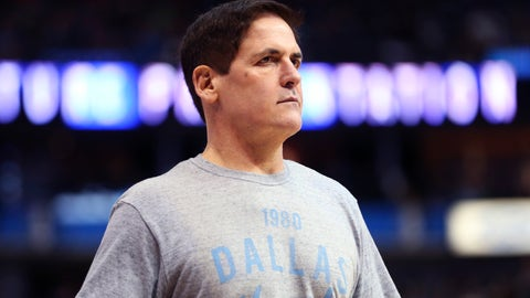 9. Dallas Mavericks (33-49): 1.7 percent