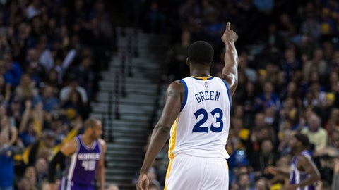 There might be four Hall of Famers in the Warriors' lineup