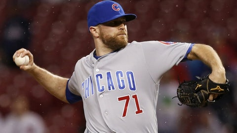 Chicago Cubs: Wade Davis