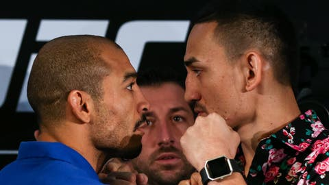 Jose Aldo vs. Max Holloway