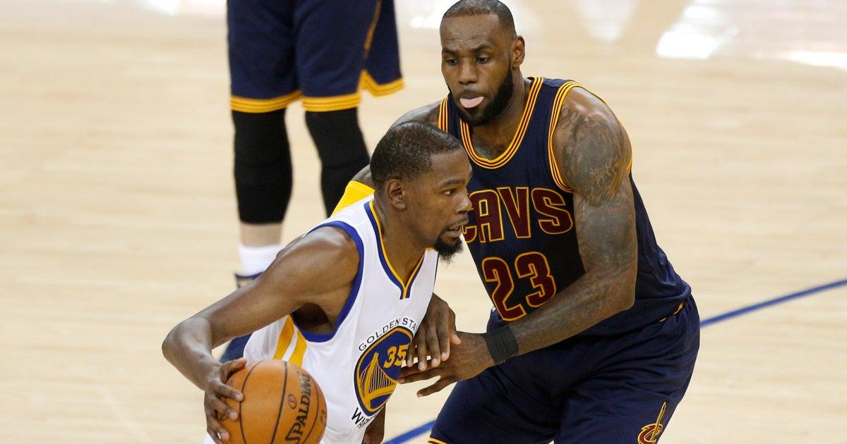 2f2cc0cbd65 The Cavaliers  biggest problem in Game 1 was LeBron James  defense