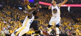 3 things you missed from the Warriors' Game 1 dismantling of the Cavaliers