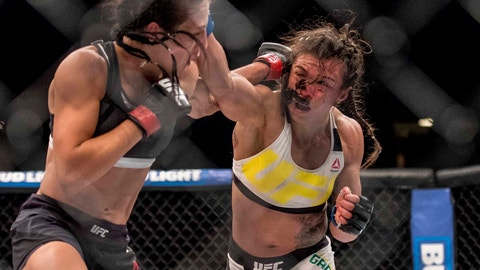 Can Claudia Gadelha earn another title shot?
