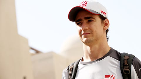 Esteban Gutierrez will race in place of Sebastien Bourdais at this weekend's Chevrolet Duel in Detroit. (Photo: Charles Coates/LAT Photographic)