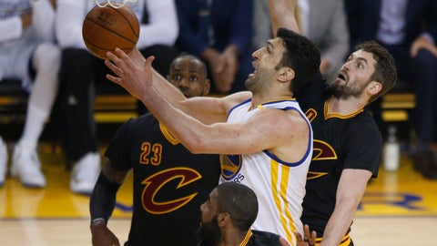 The Cavaliers played better defense ... it just didn't matter