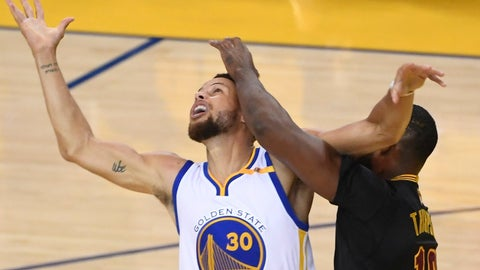 Overreaction No. 3: The Cavs need to get dirty against the Warriors