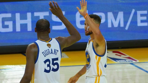 An early play was a perfect microcosm of this Cavaliers-Warriors series