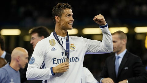 FW: Cristiano Ronaldo - Real Madrid
