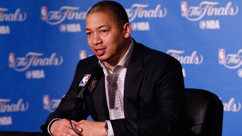 Ty Lue was right about playing at an extremely fast pace