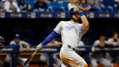 Alex Gordon, LF, Royals